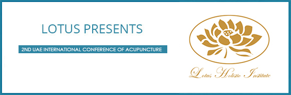 2nd UAE International Conference of Acupuncture – November 13 & 14, 2016