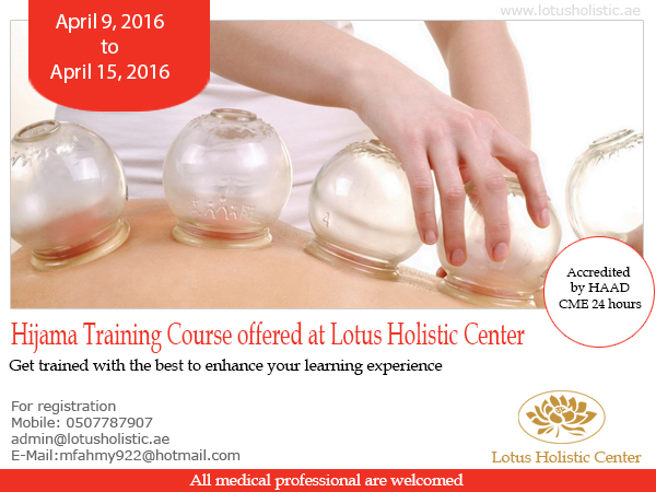 Hijama Training English